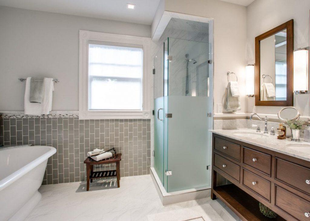 small bathroom renovation Evanston