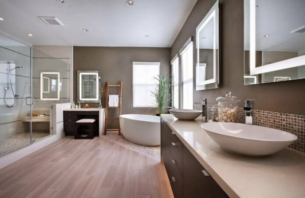 professional bathroom remodeling Evanston