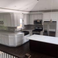full range of kitchen and bathroom renovations